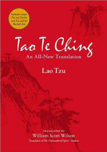 Lao Tzu, William Scott Wilson'sTao Te Ching: An All-New Translation [Hardcover](2010)