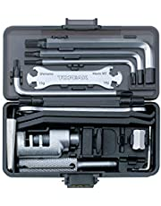 Topeak Unisex Adult Survival Gear Box 30 functies Mini-Tool, Grey, One size