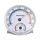 SUPERLOVE Temperatur-Feuchte-Messgerät Innen- Und Außenhygrometer-Thermometer Für Babyzimmergewächshaus -