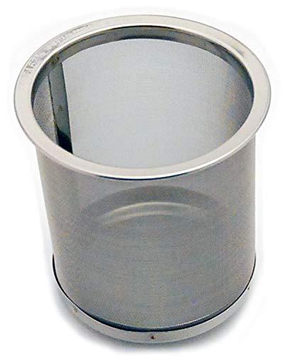 eve-mode 18-8 ステンレス製 茶こし 円柱タイプ 58-70 サイズ58mm 深さ70mm 極細目 80メッシュ