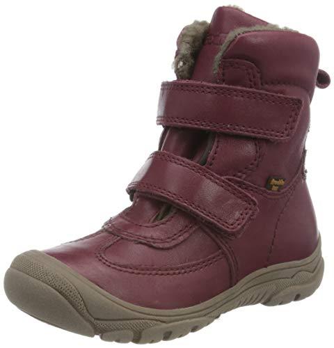 Froddo G3110168 Unisex-Child Fashion Boot, Bordeaux, 29 EU