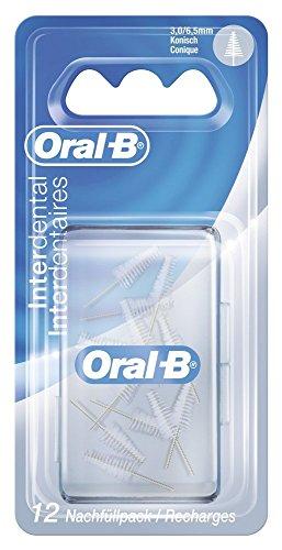 Oral-B Interdentalbürste Nachfüllp. konisch fein 3,0-6,5 mm,