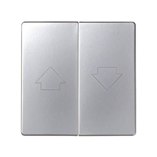 Simon - 82028-33 tecla persianas s-82 aluminio mate Ref. 6558233220