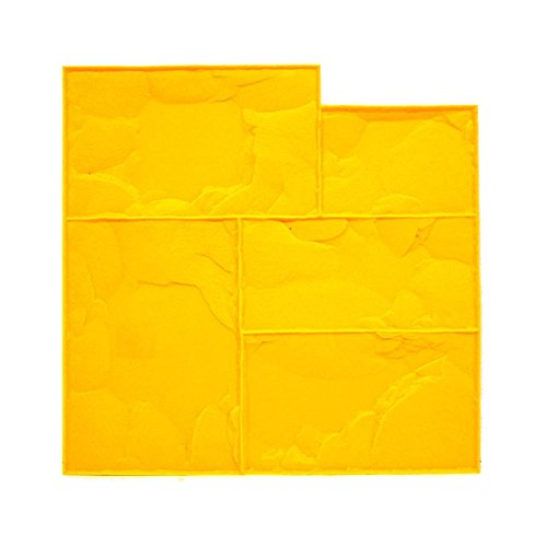 Bon Tool 12-941 Floppy Mat - Ashlar Yellow - 24' X 24'