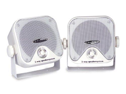 Caliber CSB3M Aufbau Lautsprecher weiß