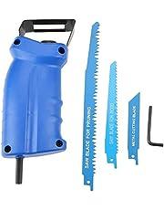Adaptör Kılıç Testeresi - Elektrikli Tilki Testeresi Adaptör Taşınabilir Tilki Testeresi Ahşap Kesme için Adaptör Seti