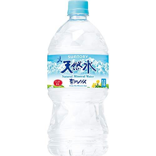 サントリー 天然水 1L×12本