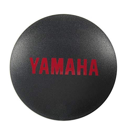 HAIBIKE X0S-15490-11 Abdeckkappe E-Bike Yamaha 2015,für PW motoren,Yamaha Logo, rot (1 Stück)