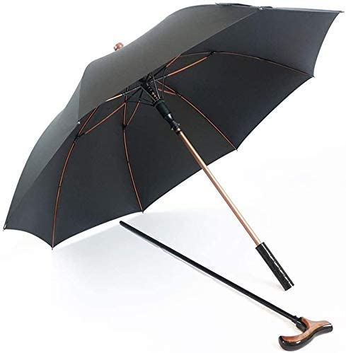 Umbrella, shopping Easy to Carry Folding Safety and trust Umbrella Separable Multi-Funct
