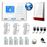 ITALIAN ALARM Antifurto Casa Wireless KIT CONNECTION mod 2020 con connessione INTERNET wifi,...