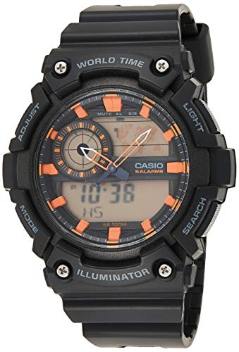 Casio Collection Herren-Armbanduhr AEQ-200W-1A2VEF