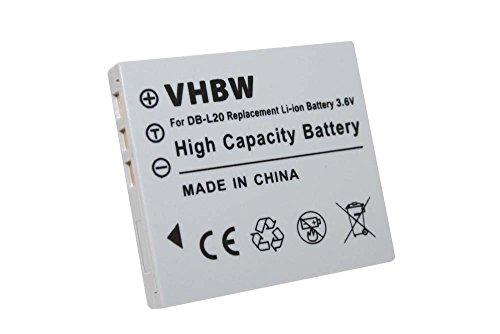 vhbw Batería Recargable Compatible con Bang & Olufsen BeoPlay H9 AW19, H9i Auriculares inalámbricos, Cascos (550 mAh, 3,6 V, Li-Ion)