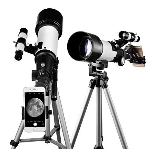 Telescopio 70 Mm Apeture Travel Scope 400 Mm AZ Mount - Buen Compañer