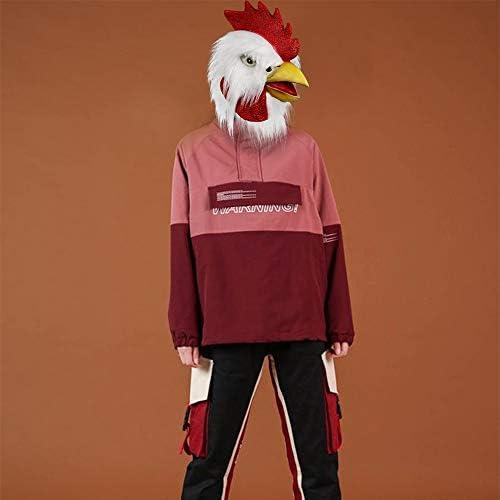 Chicken head costume _image2