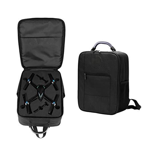 Kcnsieou, zaino in tessuto Oxford resistente agli urti, impermeabile, resistente alla luce, borsa da trasporto per MJX Bugs 5W B5W Drone Quadcopter Accessori