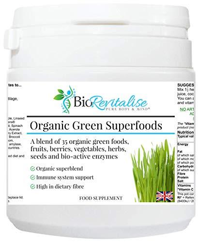 Organic Green Superfoods