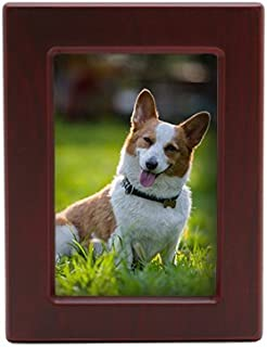 76aaf7b6b24b Near & Dear Pet Memorials MDF Pet Photo Cremation Urn