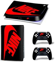 PS5 Skin Digital Edition for Console and Controller, Vinyl Decal Stickers for PlayStation 5 Console and Controllers, Digital Edition - Black Shoebox
