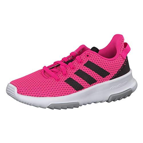 adidas Unisex-Erwachsene Cf Racer Tr K Fitnessschuhe, Pink Rossen Negbás Ftwbla 000, 40 EU