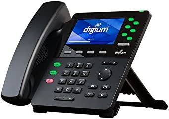 Digium D65 1TELD0065LF 6 Line Executive Phone At the price HD Color LCD PoE Lowest price challenge