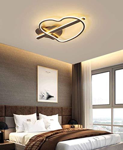 Fengqing-Pendelleuchte Deckenleuchte Kinderzimmerlampe 35W dimmbare LED mit Fernbedienung Deckenleuchte...