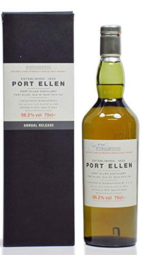 Port Ellen (silent) - 4th Release - 1978 25 year old Whisky