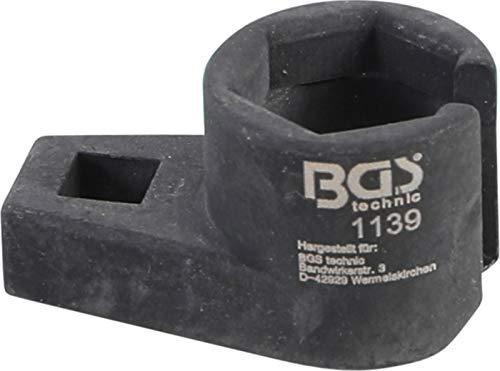 "BGS 1139 | Socket for Oxygen Sensor | 10 mm (3/8"") Drive | 22 mm"
