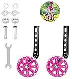Ruedines de Entrenamiento para Bicicleta Infantil, Bicicleta Infantil Ruedines, Ruedines Bicicleta, Ruedines, Ruedas Estabilizadoras (5)
