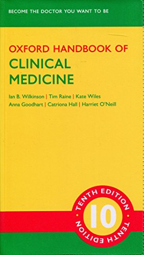 Oxford Handbook of Clinical Medicine (Oxford Medical Handbooks)