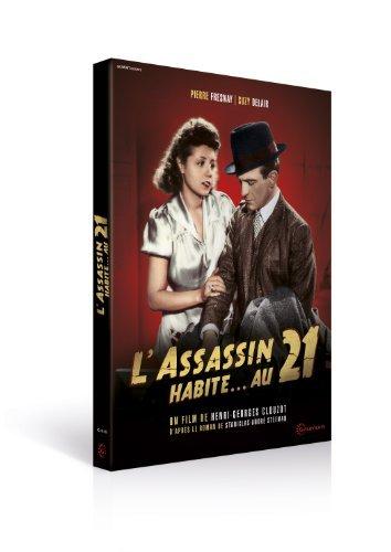 El asesino vive en el 21 / The Murderer Lives at Number 21 (1942) ( L'assassin habite... au 21 ) ( The Murderer Lives at Number Twenty One ) [ Origen Franc s, Ningun Idioma Espanol ]