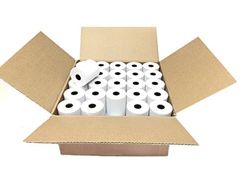 SJPACK Thermal Paper 2 14 x 50 Pos Receipt Paper 50 rolls Cash Register Roll