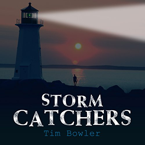 Storm Catchers audiobook cover art