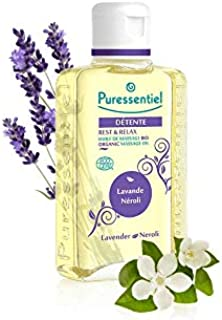 Puressentiel Rest & Relax Organic Massage Oil Lavender 100 ML