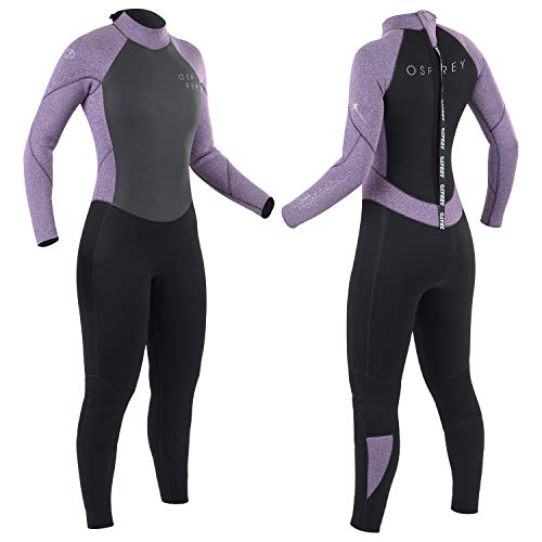 Osprey dames Zero 5mm winter Full Length wetsuit