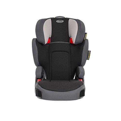 Graco Assure Autositz mit hoher Rückenlehne Gruppe 2/3, Aluminium