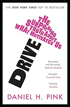 Cover image of Drive: The Surprising Truth About What Motivates Us
