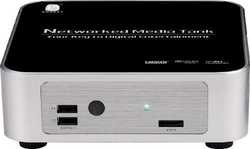 Egreat R2A Mediaplayer (Blu Ray ISO, MKV, AVCHD) + WiFi 300mb USB