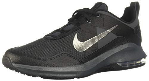 Nike Herren Air Max Alpha Trainer 2 Leichtathletik-Schuh, Black/Anthracite/Anthracite, 42 EU