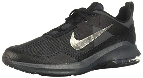 Nike Herren Air Max Alpha Trainer 2 Leichtathletik-Schuh, Black/Anthracite/Anthracite, 44 EU
