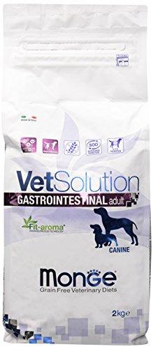 Monge Vetsolution Cane Gastrointestinal kg. 2 Cibo per Cani