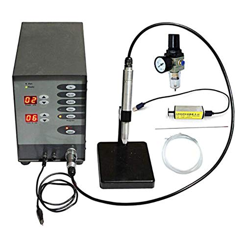 Gyt& Machine de soudage au Laser, Machine de soudage par Points en Acier Inoxydable, Machine de soudage à l'argon à Deux Fins, Impulsion de Contact Automatique pour Le soudage à l'arc