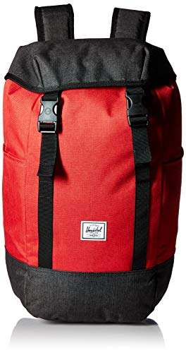 Herschel Iona Backpack, Solid Black, One Size
