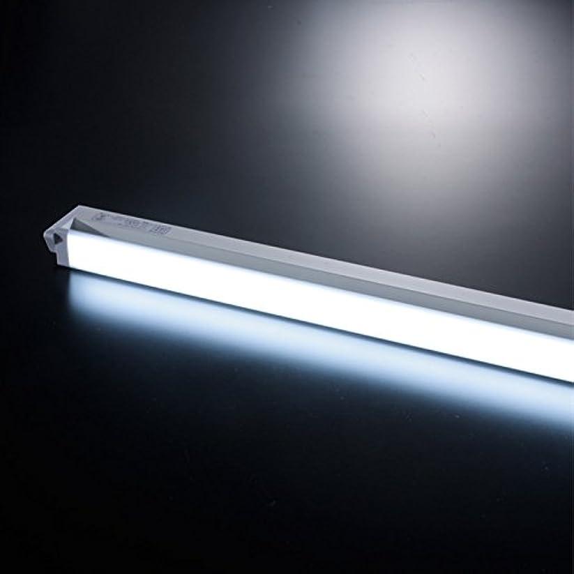 司教クリークスペイン語オーム電機 【安心の1年保証】 LED多目的灯 エコスリム スイッチ式 長さ30cm 昼光色 キッチンライト 流し元灯 おしゃれ LT-NLDM05L-HN LT-NLDM05D-HN