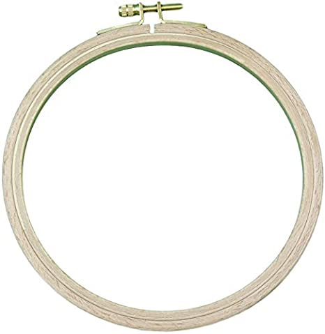 Hoop 3 Inch Embroidery Beechwood Frank A Edmunds 3 Inches for Sewing Embroidery Cross Stitch Stitching Crafting Supply