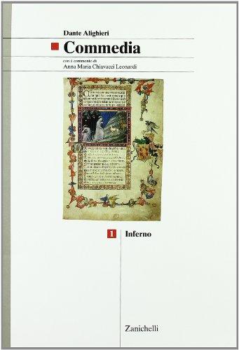 Commedia. Inferno. Per le Scuole superiori by Dante Alighieri