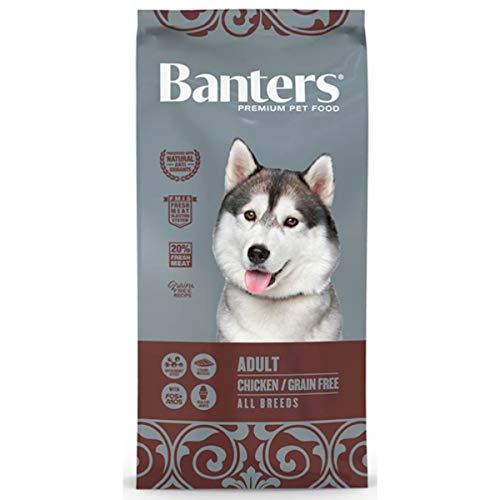 Banters Dog Adult Grain Free Pollo y Arroz 15 Kg