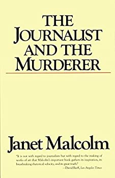 Paperback The Journalist and the Murderer Book
