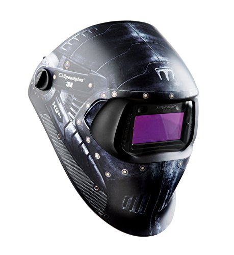 Speedglas H751620 Casco de Soldadura, Trojan Warrior