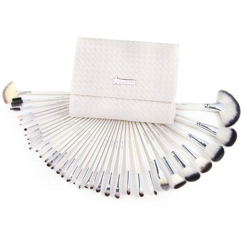 40 piece makeup brush set _image1