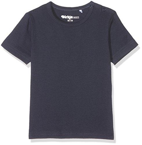 Dirkje T- Shirt Short Sleeves, Bleu (Navy), Naissance (Taille Fabricant: 50) Bébé garçon